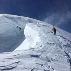 El Alpinista de Schrödinger