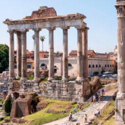 Presentación de Roma no se hizo en un día